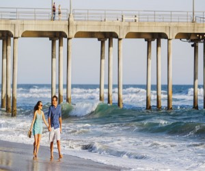 Comfort Inn & Suites Huntington Beach Attraction - Enjoy a Walk on The Beach