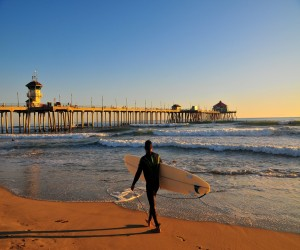 Comfort Inn & Suites Huntington Beach Attraction - Enjoy the Surf